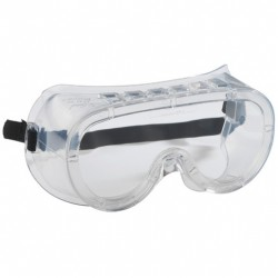 LUNETTES-MASQUE DE PROTECTION 60610 ANTI-BUEE STAND LUX OPTICAL SACLA