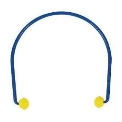 BOUCHONS ANTI-BRUITS AVEC ARCEAU EAR CAPS (LA PAIRE) 3M