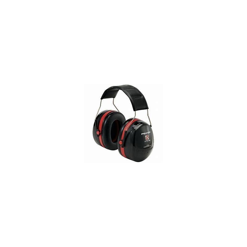 CASQUE ANTI-BRUIT PELTOR OPTIME III 35 dB 3M
