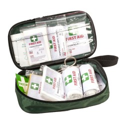 TROUSSE SECOURS VEHICULE FA22 8 PERS PORT